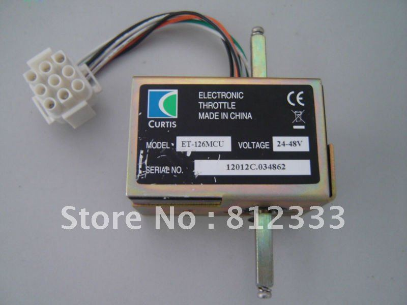 AUTHENTIC CURTIS ET126 MCU 24 48V ELECTRONIC THROTTLE FOR CURTIS ZAPI CONTROLLER ELECTRIC TRUCK FORKLIFT STACKER aliexpress com buy authentic curtis et126 mcu 24 48v electronic Curtis PMC 1204 Diagram at bayanpartner.co