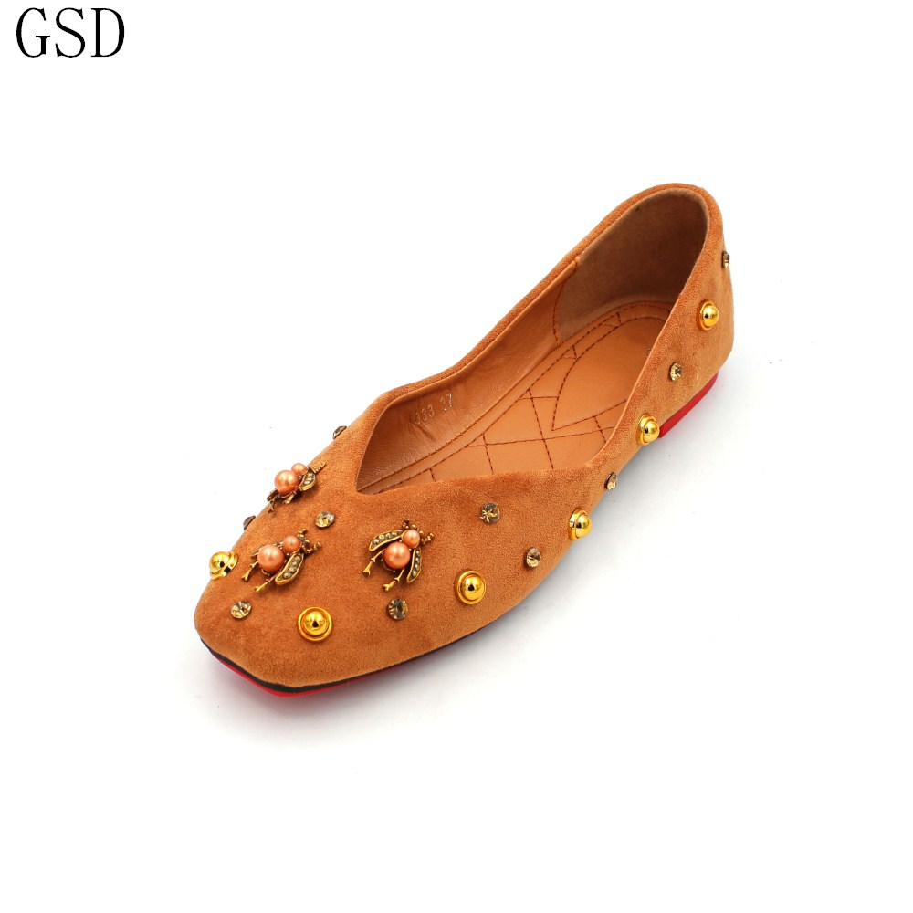new style Women's shoes -To333 comfortable flat shoes New arrival Flats shoes large size shoes Women flats 2018 new summer shoes women fashion women s shoes comfortable flat shoes gs533 1 new arrival flats shoes women flats