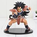Sc de 16 cm banpresto dragon ball z dbz raditz dxf figura saiyan pvc action figure toy modelo