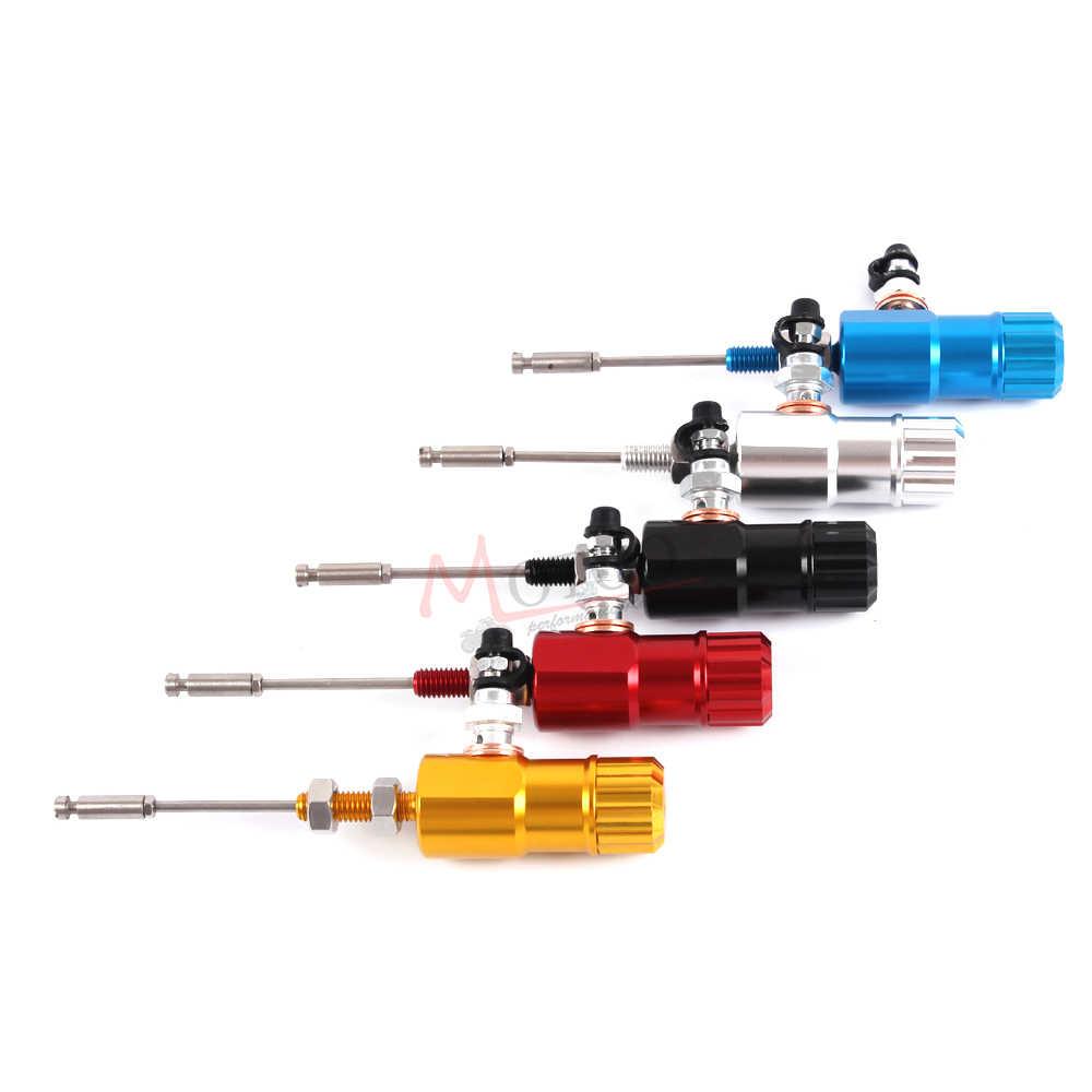元雄-バイク Adelin 油圧ブレーキクラッチマスターシリンダーロッドシステムパフォーマンス効率的な移送ポンプ