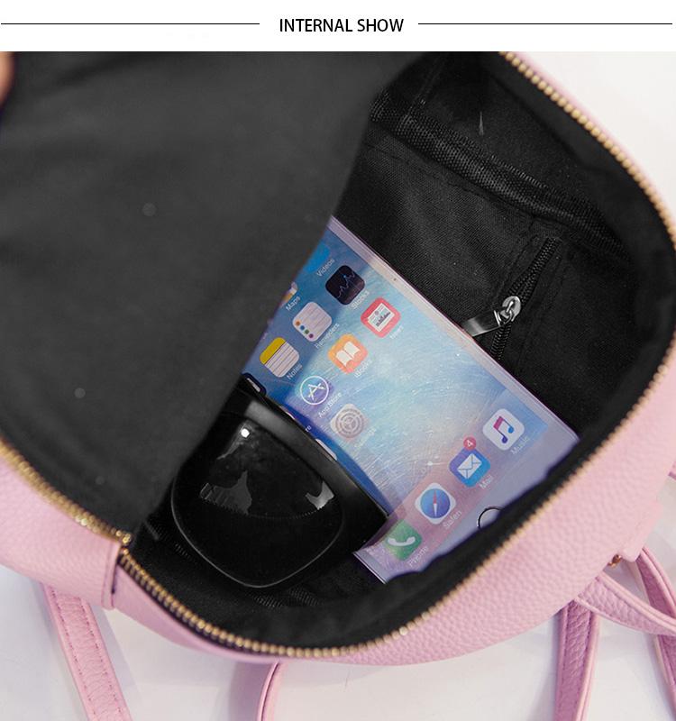 Mini Backpack - Mini Cute BackPack for Women | Small Backpack