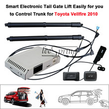 auto  Electric Tail Gate Lift for Toyota Vellfire 2010 with Suction Control by Remote electric automatic tv lift with remote control for home furniture suitable for 25 50 inch