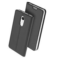 Global Version Xiaomi Redmi Note 4 Case Leather Flip Case For Xiaomi Xiomi Note 4 Wallet
