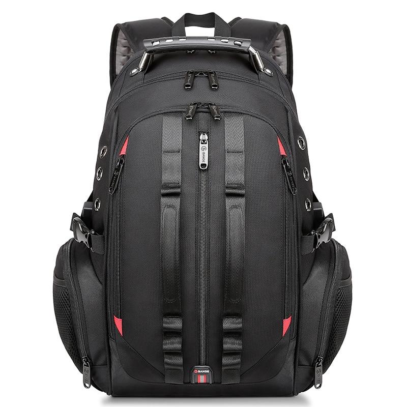 Male 45L Travel backpack 15 6 Laptop Backpack Men USB Anti theft Backpacks for teens schoolbag