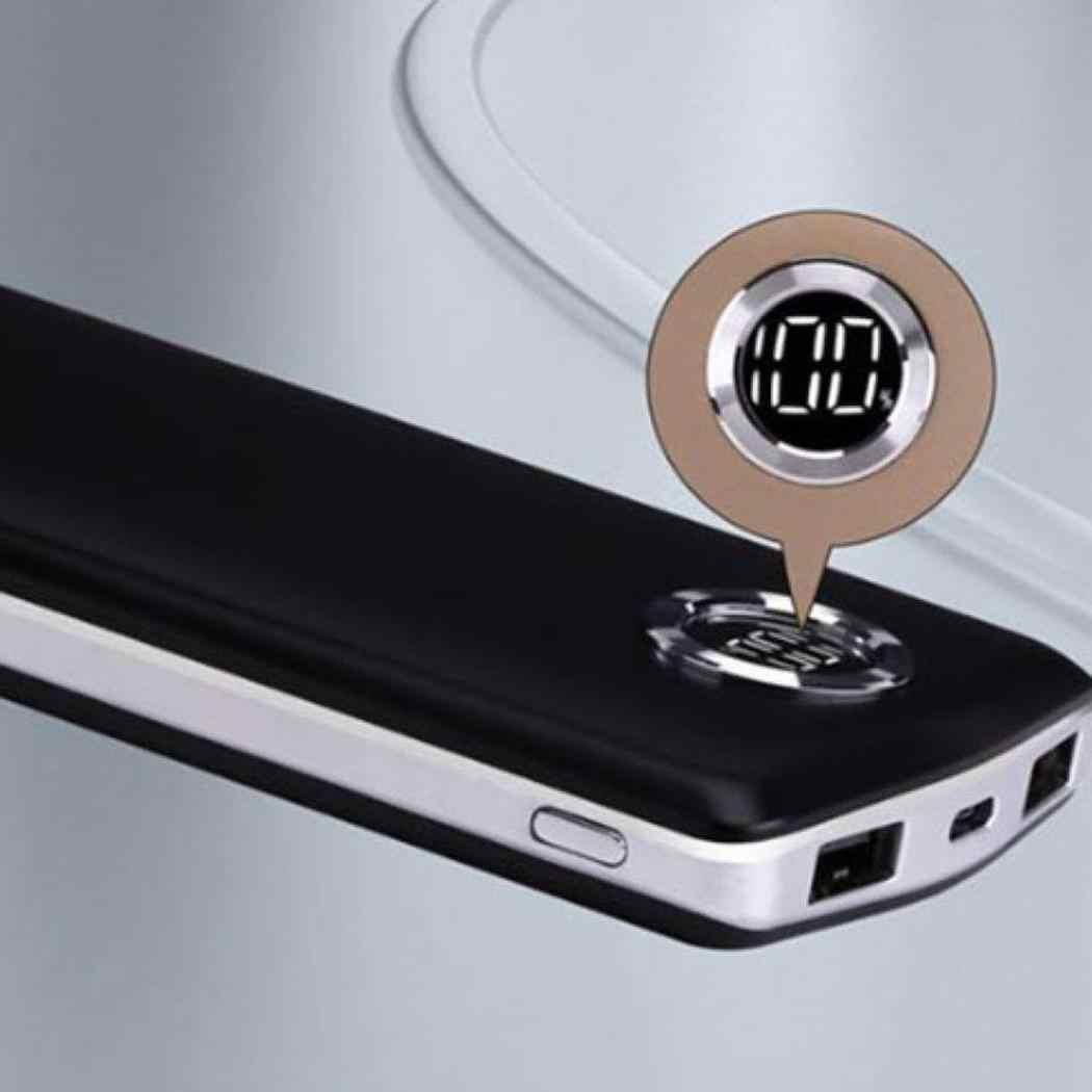 Oryginalny power Bank 30000mAh bateria zewnętrzna szybkie ładowanie power Bank z dwoma portami usb 18650 przenośna ładowarka do telefonu komórkowego dla xiaomi mi