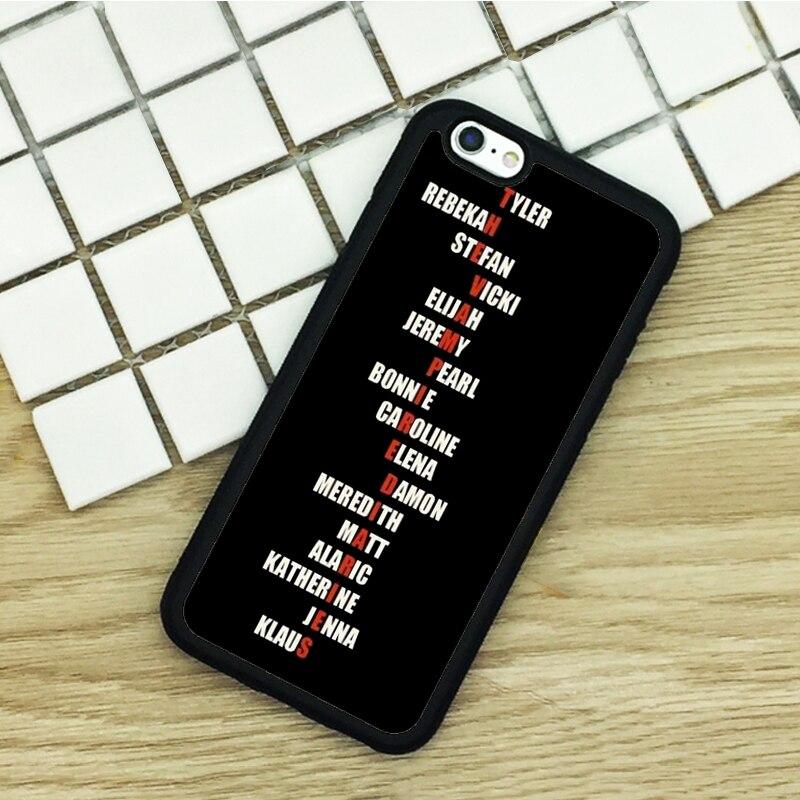coque iphone 7 vampire diaries