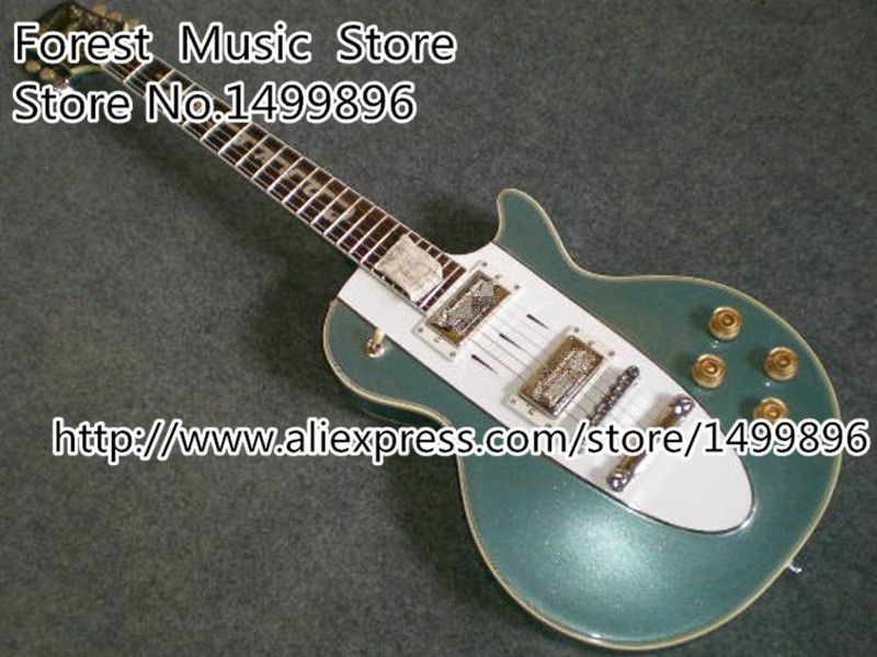 Top Selling Chinese LP Corvette Custom Electric Guitar Left Handed Available