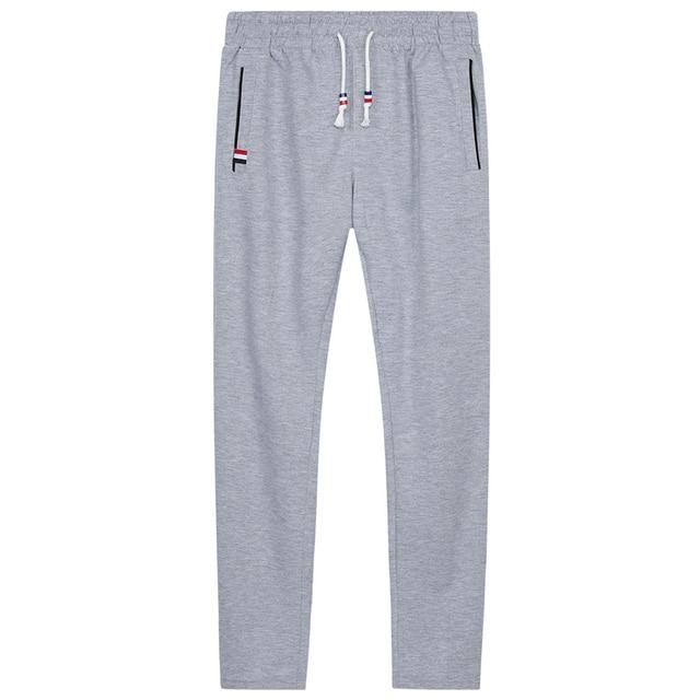 DIMUSI Mens Joggers Casual Pants Fitness Men Sportswear Tracksuit Bottoms Skinny Sweatpants Trousers Gyms Jogger Track Pants 6XL 3