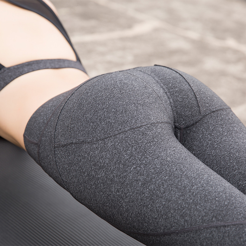 Women Fitness Leggings Dancing Running Sports Yoga Pant Compression High Waist Exercise Jogging Pant Gym Female Tights Butt Lift(China)