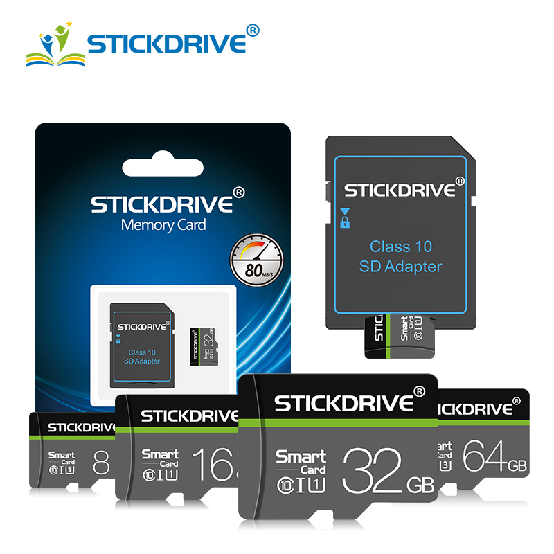 NEW Desgin Micro SD Card 128GB 64GB Cartao De Memoria Class10 TF Card 8GB 16GB 32GB Memory Card For Phone/Tablet/Camera