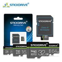 Nuevo diseño de tarjeta Micro SD 128GB cartao 64GB de memoria Class10 tarjeta TF 8GB 16GB 32GB tarjeta de memoria para teléfono/tableta/cámara