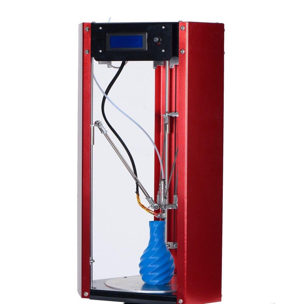 3KU actualizado estructura metálica Delta 3D kits de impresora con ...