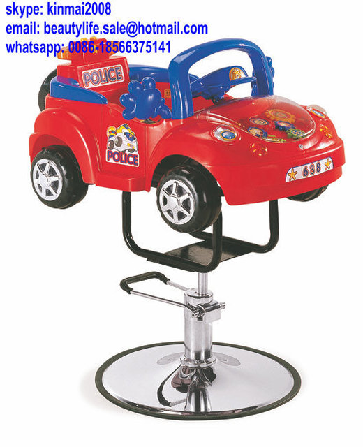 Kids Salon Chair Portable Chairs Argos Toy Car Hydraulic Kid S Barber Furniture And Hairdressing Children
