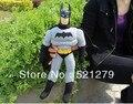Envío gratis 1 unids 38 cm Batman juguetes de felpa suave, Batman juguetes para niños regalo de cumpleaños