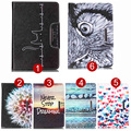For Apple iPad Mini Tablet Stand Case Folded With Card Holder Pad Cover For Apple iPad mini 1 2 3 Cases S5D23D