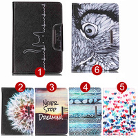 For Apple IPad Mini Tablet Stand Case Folded With Card Holder Pad Cover For Apple IPad
