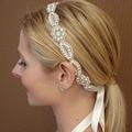 Fashion Europe Style Rhinestone Bride Headband Wedding Hair Accessories Party Gift Hair Jewelry Headpiece Tiara Z0851