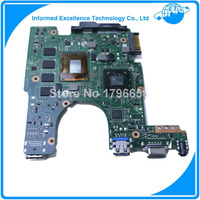 Original For ASUS EeePC 1015E motherboard ULV847 2GB DDR3 laptop REV2.0 Main Board work perfect free shipping