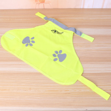 Reflective Safety Dog Vest Fluorescent