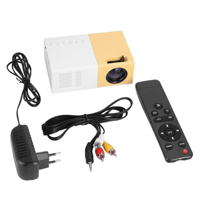 Adapter - Handheld projector 1080p