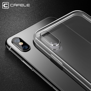 Cafele TPU Phone Case for iPhone Xs XR Xs MAX 8 7  ...