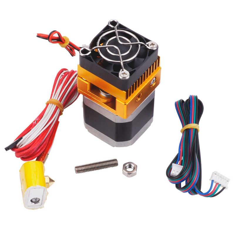 قطع غيار لطابعات Makerbot Prusa I3 ثلاثية الأبعاد مع 1 قطعة Mk7/Mk8/Mk9 من السيليكون