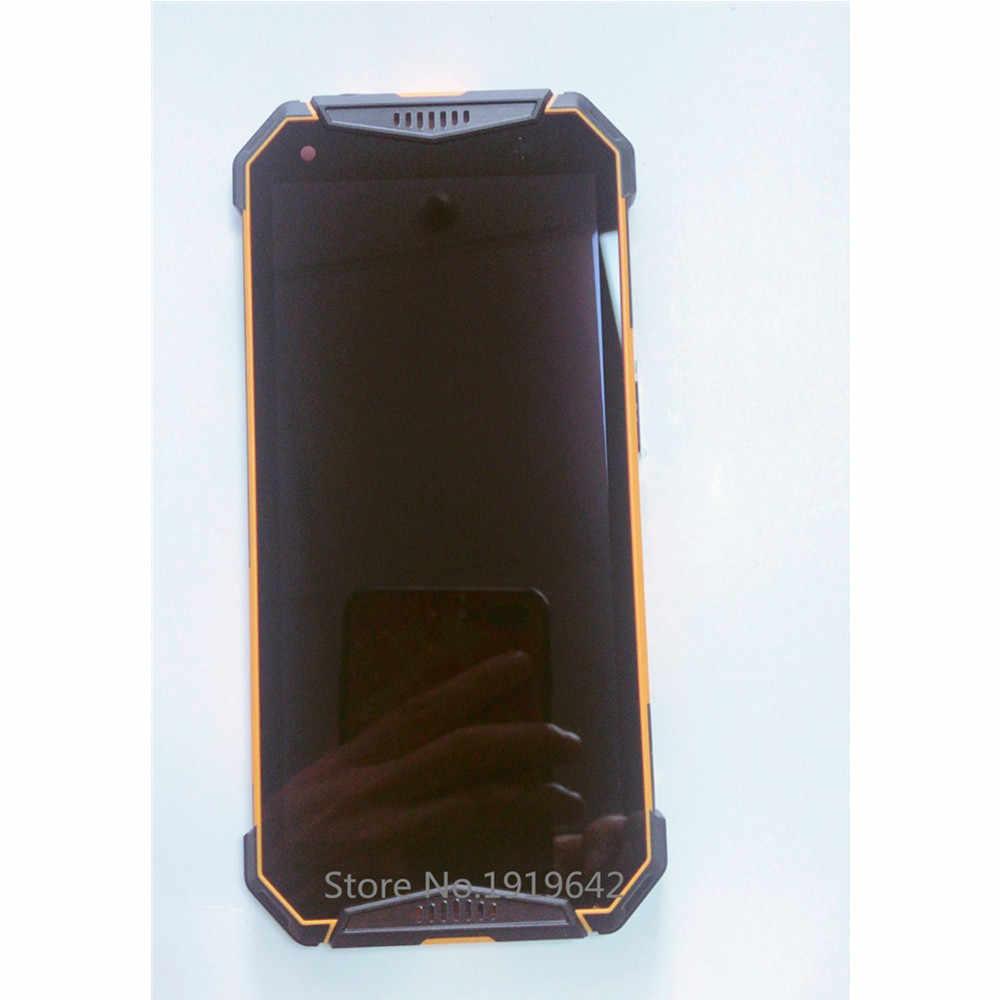 Outils de réparation + pour Ulefone Armor 3 3T 3W 3WT Android 8.1 écran LCD assemblée avec cadre + écran tactile Digitzer panneau de réparation verre