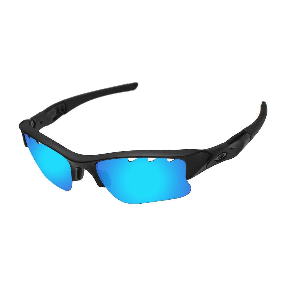 8a8009107c Azul hielo espejo polarizadas lentes para Flak Jacket XLJ ventilado gafas  de sol marco 100% UVA y UVB protección en Gafas Accesorios de Accesorios de  ropa ...