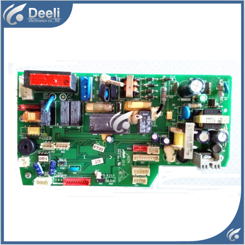90% new good working for Haier Air conditioning computer board 0010404079 KFRd-27/35GW/R(QXF) circuit board 90% new used for air conditioning computer board circuit board gal0202lk 22al good working