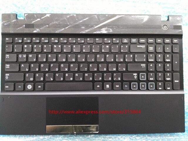 Новый ноутбук клавиатура для samsung NP300V5A NP305V5A 300V5A BA75-03214K Болгария макета