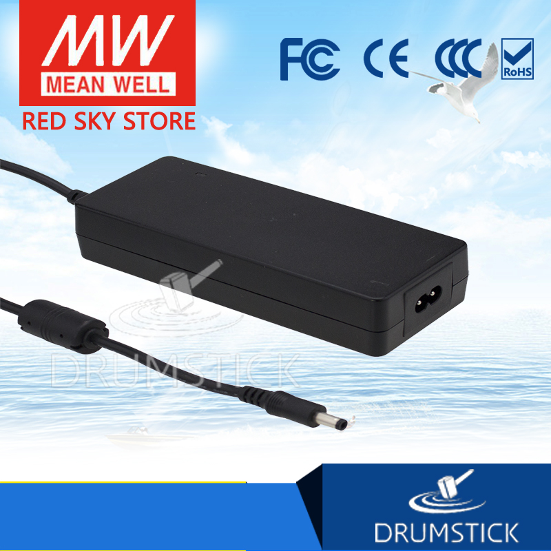 цена на Hot sale MEAN WELL GSM90A15-P1M 15V 6A meanwell GSM90A 15V 90W AC-DC High Reliability Medical Adaptor