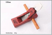 180MM 7INCH Fist Class Rose Hardwood And Edged Blade Woodworking Plane Carpenter Plane Hand Tool Wood