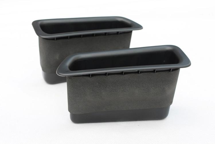 1Pair Car Front Door storage box handle box glove armrest box for VOLVO V40 V40CC V60 XC60 Car-styling genuine honda 77501 sh3 a01zf glove box