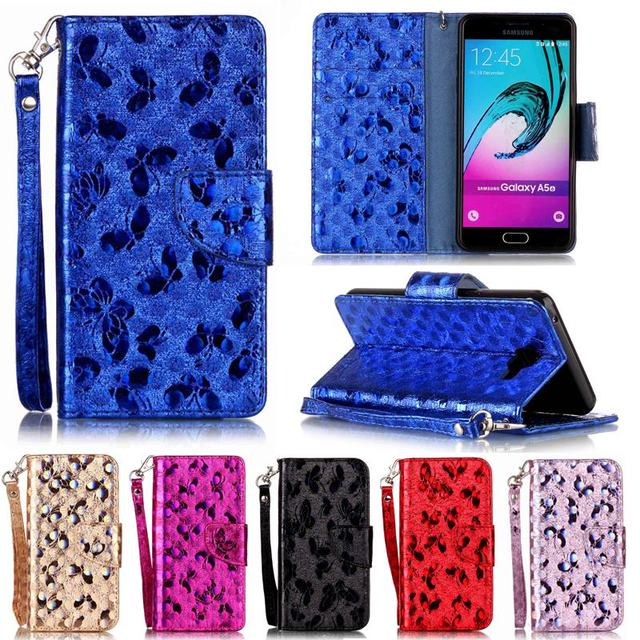 For Coque Samsung Galaxy A5 2016 Case Wallet Leather Luxury Phone Case Samsung Galaxy A5 2016 Cover Flip Case A510 A510F A5 6