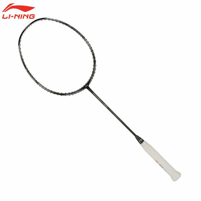 Doublure carbone Badminton raquettes Chen Long haut de gamme N99 Li Ning compétition niveau Air Stream Memorial édition AYPL098 L451OLC