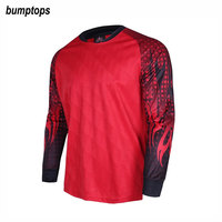Goalkeeper New Long Sleeve DIY Soccer Team Logo Customization Men Training Uniform Football Kits Adult Suits