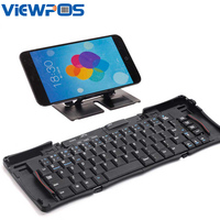 Wireless Bluetooth 3 0 Foldable Keyboard Universal For IPhone 6 7 IPad Pro MacBook Mobile Phone