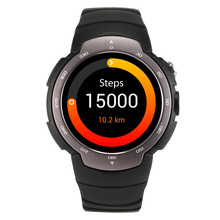 Zeblaze Blitz 3G relogio Android 5.1 Android 5.1 MTK6580 Phone Watch Camera WCDMA GSM Smart Watch with Email GPS WIFI Watch
