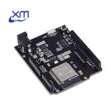 10 adet ESP32 Wemos D1 Mini Arduino UNO için R3 D1 R32 WIFI kablosuz Bluetooth geliştirme kurulu CH340 4M bellek bir