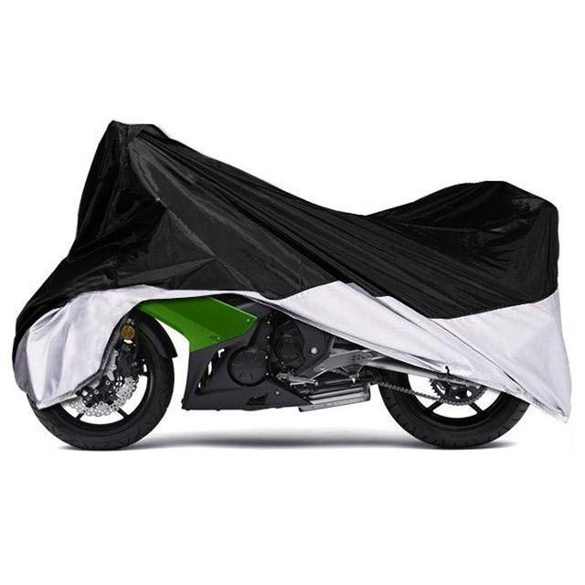 XXL Large Size Motorcycle Cover Rain UV Dust Prevention Scooter Bike For Harley Fat Boy Softail Deluxe Road Glide Choppers