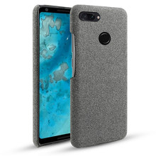 for Google Pixel 3 Case 3A XL Case Slim Back PC Woven Fabric Textured Shockproof Cloth Cover for Google Pixel 4XL 4 XL 2 XL Case(China)