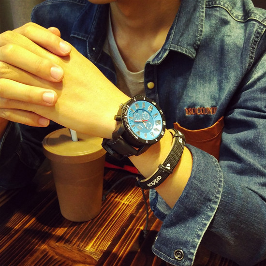 Casual Wristwatches Business