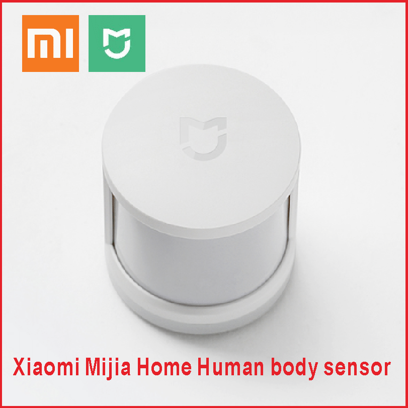 100% Original Xiaomi Human Body Sensor Magnetic Smart Home Device Accessories Intelligent Mini For Smart Home Alarm System