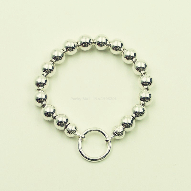 Silver Plated Bracelet Width 0.8cm Length 16-25cm For Women And Men Office Gift Thomas Style Glam And Soul Bracelet