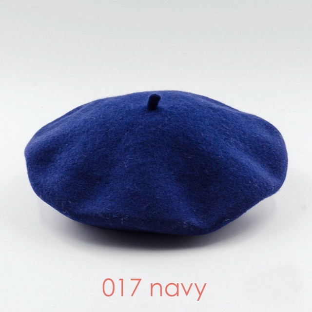 Muchique French Wool Beret...
