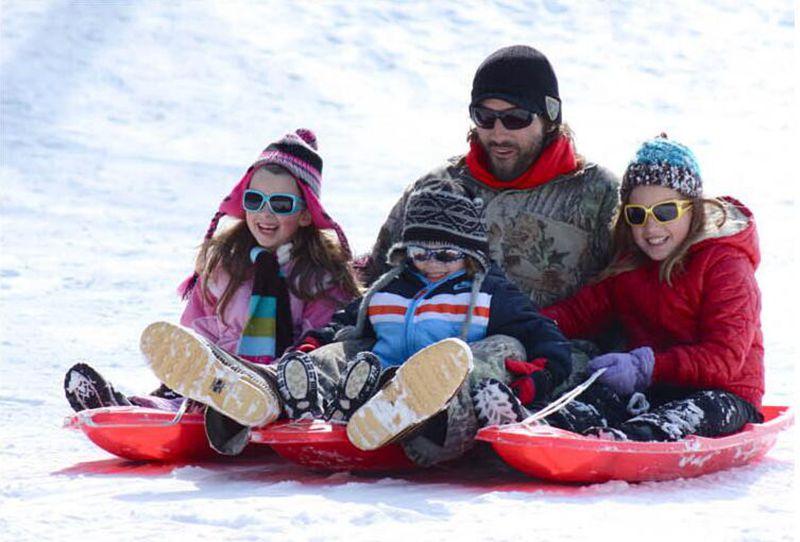 Offre spéciale! Sports de plein air en plastique planches de Ski Luge neige herbe sable planche Ski Pad Snowboard avec corde pour adulte et enfants