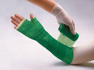 5Rolls/Pack Orthopedic Fiberglass Casting Tape General Medical Supplies ...