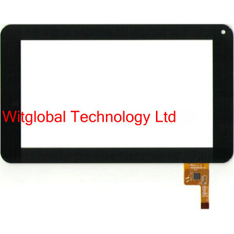 New Touch panel 7 inch Tablet FC tp070169-00 touch screen LCD digitizer Sensor Glass Replacement Free Shipping new capacitive touch panel 7 inch mystery mid 703g tablet touch screen digitizer glass sensor replacement free shipping