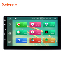 Seicane Android 8.0 7inch Car Stereo Radio 2 Din 1080P GPS Multimedia Player For Universal NISSAN tiida juke TOYOTA corola yaris