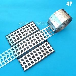 Image 3 - Полоса из чистого никеля tab 18650 для литий ионных аккумуляторов, расстояние между ячейками 20,2 мм, Ni ремень для аккумуляторов, шина для аккумуляторов EV, никелевая лента, 1 метр